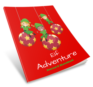 Elf Activity Journal for Elf On The Shelf